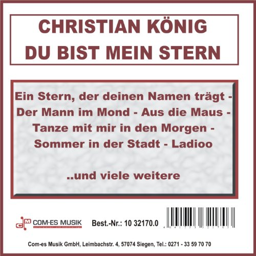 du bist mein stern by christian k nig on amazon music. Black Bedroom Furniture Sets. Home Design Ideas