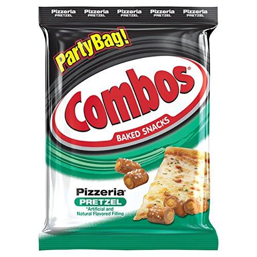 COMBOS Pizzeria Pretzel Baked Snacks 15-Ounce Bag