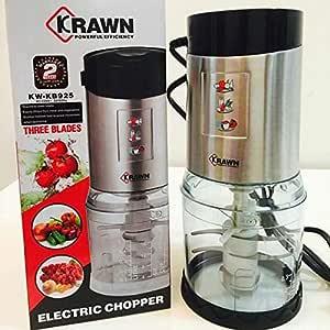 Krawn Mixed Meat & Vegetable Slicer,Multi-Colors - KW-KB925
