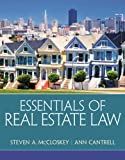 Essentials of Real Estate Law