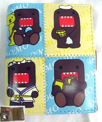 NHK: Many Faces of Domo-Kun Wallet