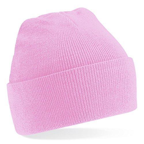 Tejer mucho talla Talla Colores de lana gorro Rosa de única Unisex gorro moda ShirtInStyle Gorro Amarillo invierno de HdC7wZHvq
