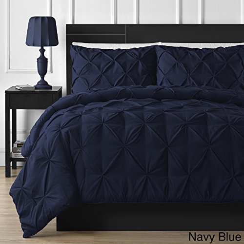 twin Needle Durable Stitching Comforter Sets
