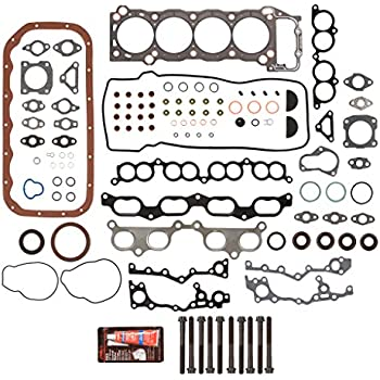 Amazon evergreen fshb2032 full gasket set head bolt automotive evergreen fshb2032 full gasket set head bolt solutioingenieria Gallery