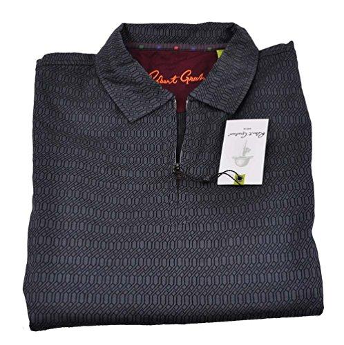 robert-graham-mens-cedar-hill-medium-black-quarter-zip-pullover-sweater