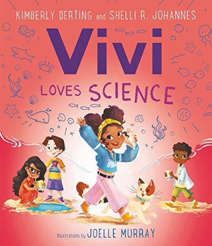 Book Cover: Vivi Loves Science