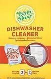 lemi shine dishwasher cleaner - Lemi Shine Dishwasher Cleaner with Machine Wipes-Lemon - Lemon - 2 ct