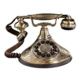 Antique Phone - Versailles Palace 1935 Rotary Telephone - Corded Retro Phone - Vintage Decorative Telephones