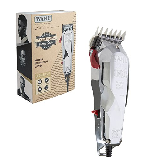 Wahl Professional 5-Star Senior Vintage Edition Clipper