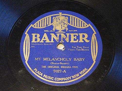 Five - Hot Jazz 78 Banner - My Melancholy Baby ()