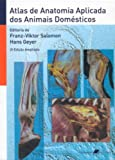 capa de Atlas de Anatomia Aplicada dos Animais Domésticos