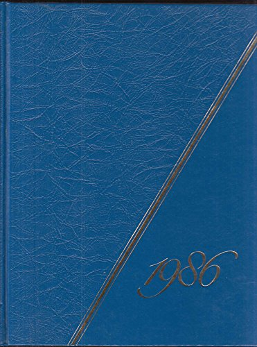 (Talisman 1986 Yearbook Roger Williams College Bristol Rhode Island)