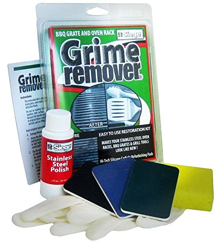 (Siege 63000 BBQ Grate and Oven Rack Grime Remover)