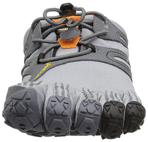Orange Black Gris Vibram grey Fivefingers De Homme Trail V Chaussures anTqCZUw