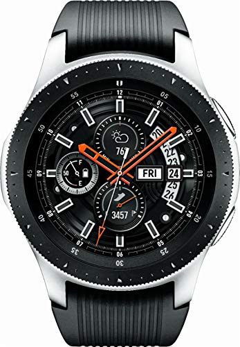 SAMSUNG Galaxy Watch - Bluetooth Smart Watch (46mm) Silver - SM-R805UZSAXAR