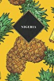 Nigeria: Ruled Travel Diary Notebook or Journey  Journal - Lined Trip Pocketbook for Men and Women with Lines