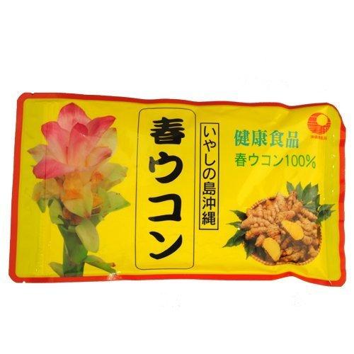 比嘉製茶 春ウコン粉(袋入) 100g 10袋セット B00601HFLK 10袋  10袋