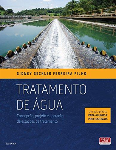 Tratamento Água Concepção Operação Profissionais ebook