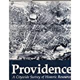 Front cover for the book Providence: A citywide survey of historic resources by William McKenzie Woodward