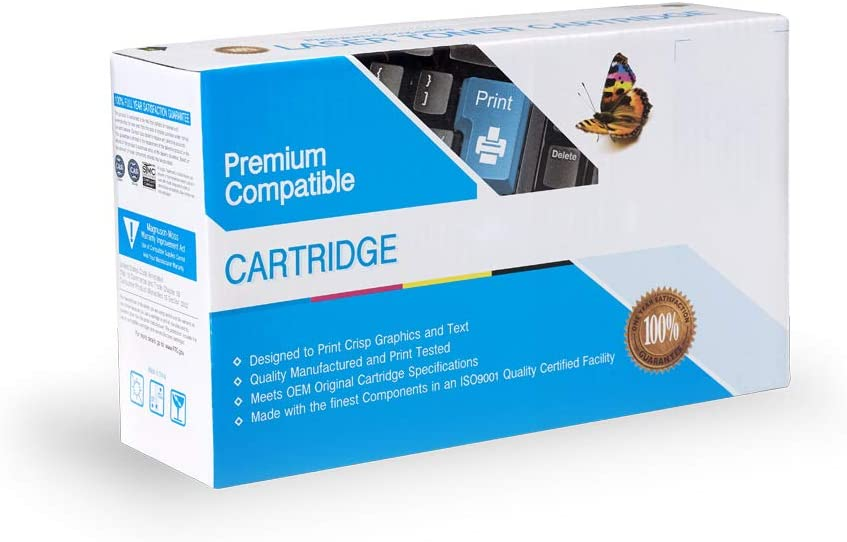 CS410DN CS410DTN Works with: CS310DN CS510DTE CS410N Magenta CS310N On-Site Laser Compatible Toner Replacement for Lexmark 701HM 70C1HM0 CS510DE