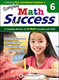 Complete Math Success Grade 6