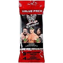 2014 Topps WWE Chrome Value Pack