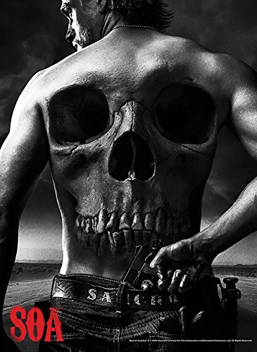 sons-of-anarchy-skull-on-back-of-jax-24x36-poster