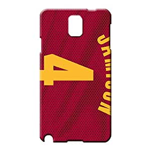 samsung note 3 Proof High-end fashion cell phone carrying covers player jerseys