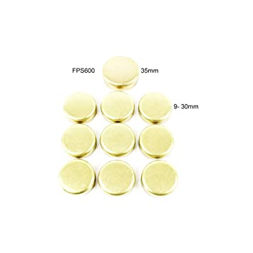 amazon com dnj fps600 brass freeze plug set for 1982 1988 nissan