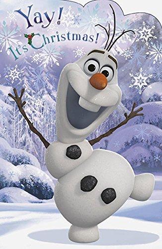 Disney's Frozen Christmas Card