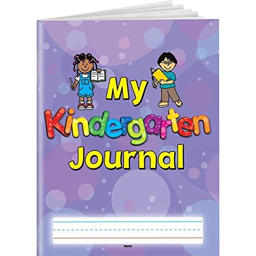 Really Good Stuff My Draw & Write Kindergarten Journal - Set of 12 by Really Good Stuff