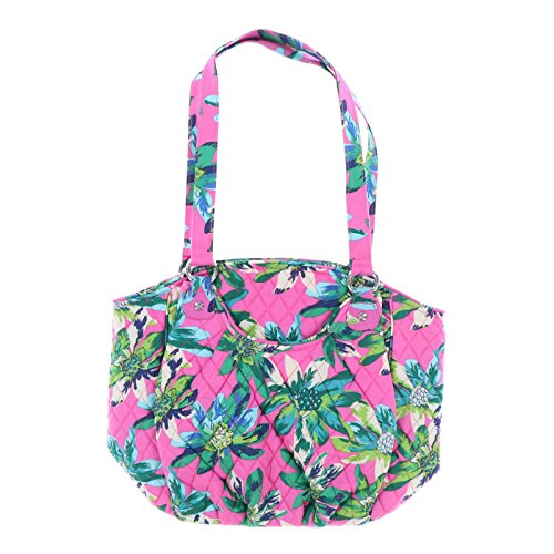 Tropical Paradise Vera Signature Bag Glenna Shoulder Cotton Bradley qfCqYU