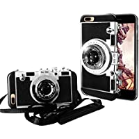 iPhone 7 Plus/8 Plus Camera case,Guojia 3D Cute Design...