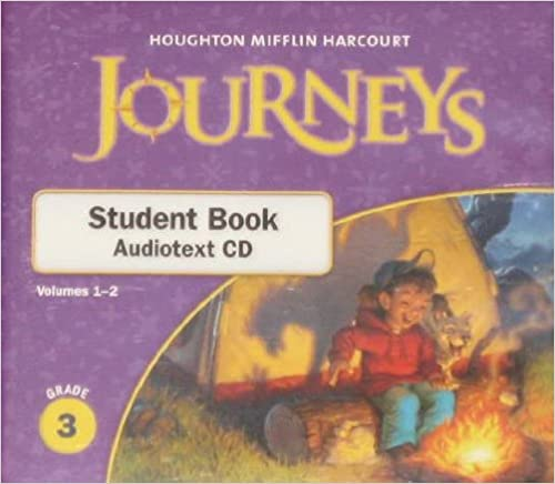 Amazon.com: Journeys: Student Book Audiotext CD Grade 3 ...