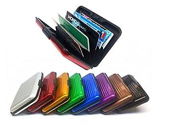 acquistare grande varietà all'avanguardia dei tempi Porta carte credito / tessere PORTAFOGLIO UOMO DONNA PORTA TESSERE BANCOMAT