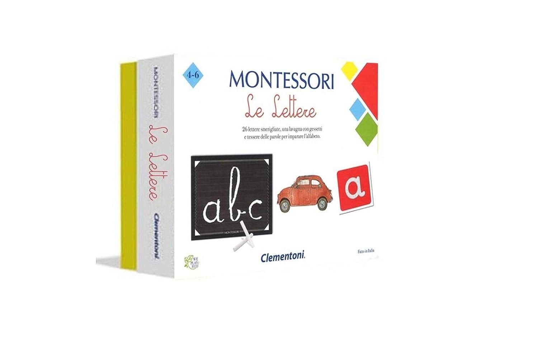 Clementoni Montessori Lettere