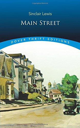 Main Street Center Media (Main Street (Dover Thrift Editions))