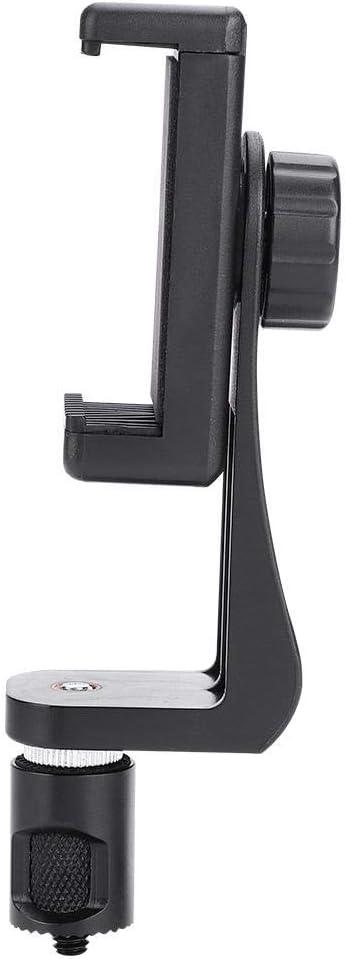Staffa universale per clip per telefono cellulare con supporto cardanico