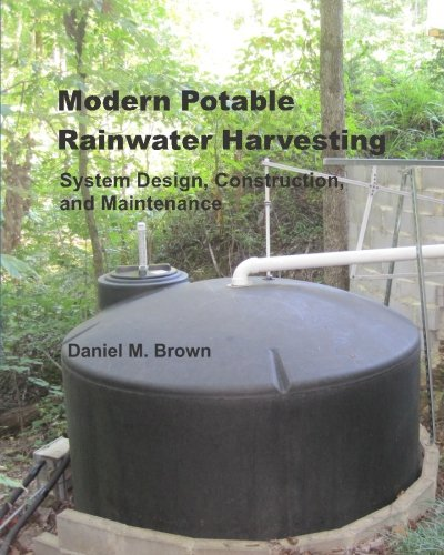 Modern Potable Rainwater Harvesting System Design
