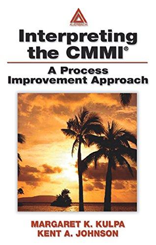 Download Interpreting the CMMI (R): A Process Improvement Approach Pdf
