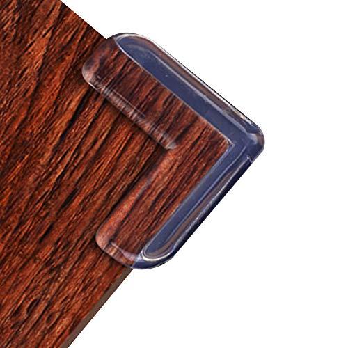 Protectores para bordes de mesa de vidrio (12 unidades)