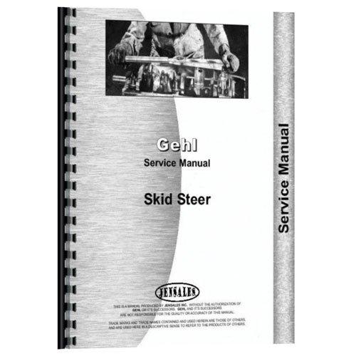 Service Manual   Ge S Hl2500 Gehl 2500 Hl2500a