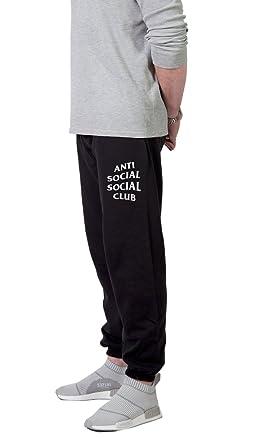 f1e651718a Identity Anti Social Social Club Jogger Sweat Pants Black