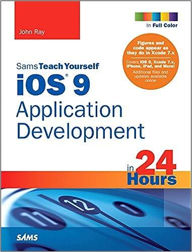Application Development Hours Teach Yourself