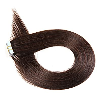 Beauty On line Tape In Hair Extensions Straight Remy Human Hair …