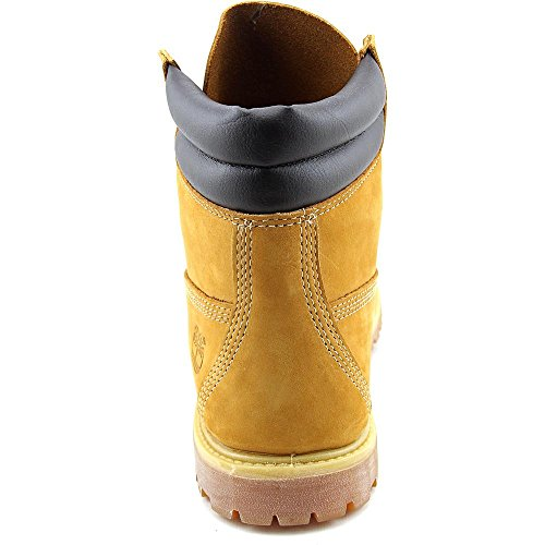 Men's Collar Nubuck Wheat Boots Timberland Ankle In Double 6 leather aPIHnHSq