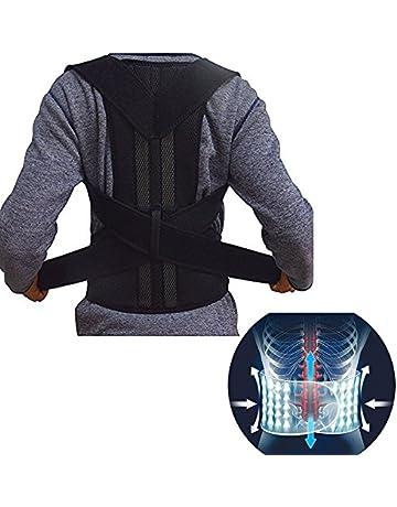 1e0f1193e8ee4 Back Brace Posture Corrector for Men and Women- Relieve Lower Back Pain-  Shoulder Back