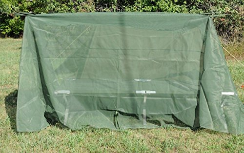 USGI Military Mosquito Net Barrier