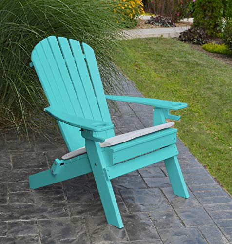 Compare Price Resin Stackable Adirondack Chair On