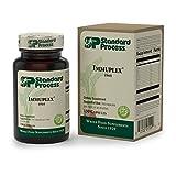 Standard Process - Immuplex - Immune System Function Support Supplement, Provides Vitamin A, C, E, B6, B12, Folic Acid, Iron, Zinc, Selenium, Copper, Chromium, Gluten Free - 150 Capsules